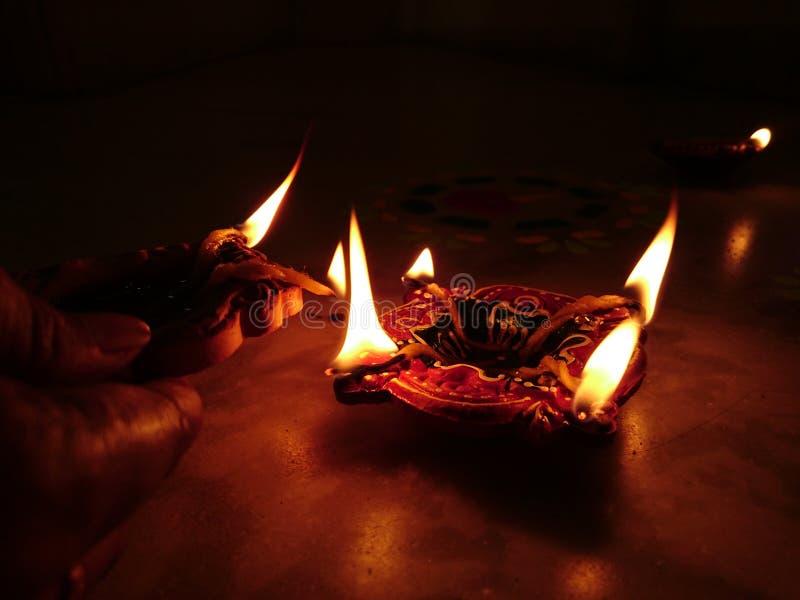 Indische Festivals stockfotos