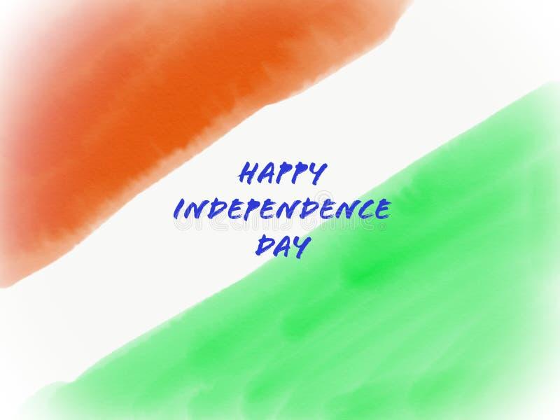 Download Indische Flagge In Der Wasserfarbbeschaffenheit Stock Abbildung - Illustration von festgelegt, weiß: 106801611