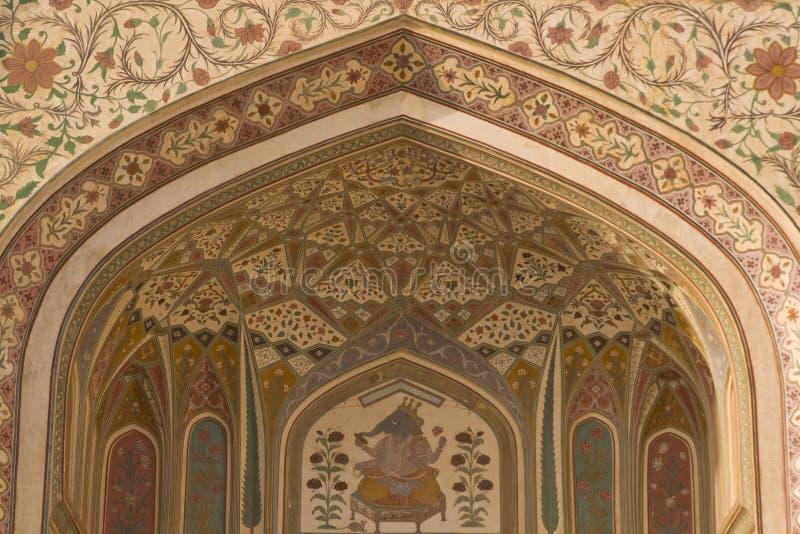 Indische Gateway royalty-vrije stock afbeeldingen
