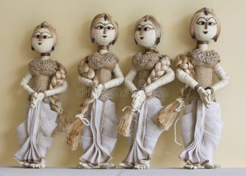 Indische Kunst en Ambacht royalty-vrije stock afbeelding