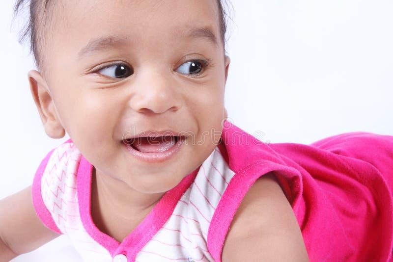 Indische Leuke Baby royalty-vrije stock fotografie