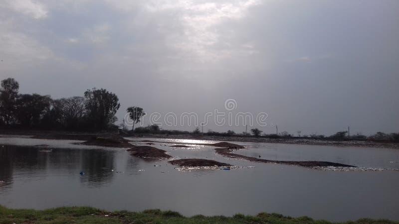Indische Natur stockfotografie