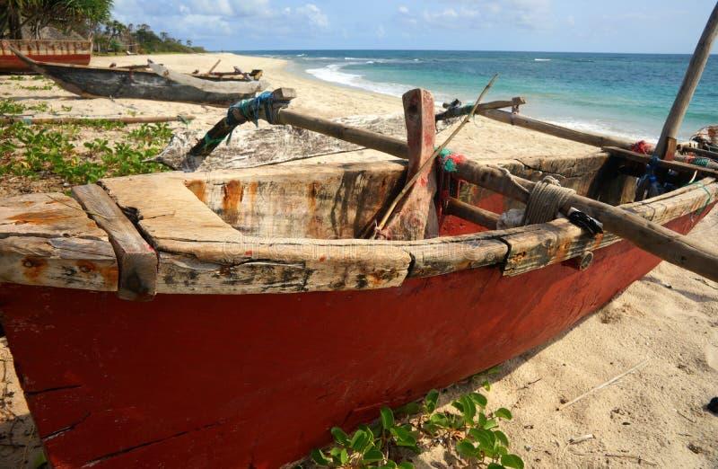 Indische Oceaan royalty-vrije stock foto