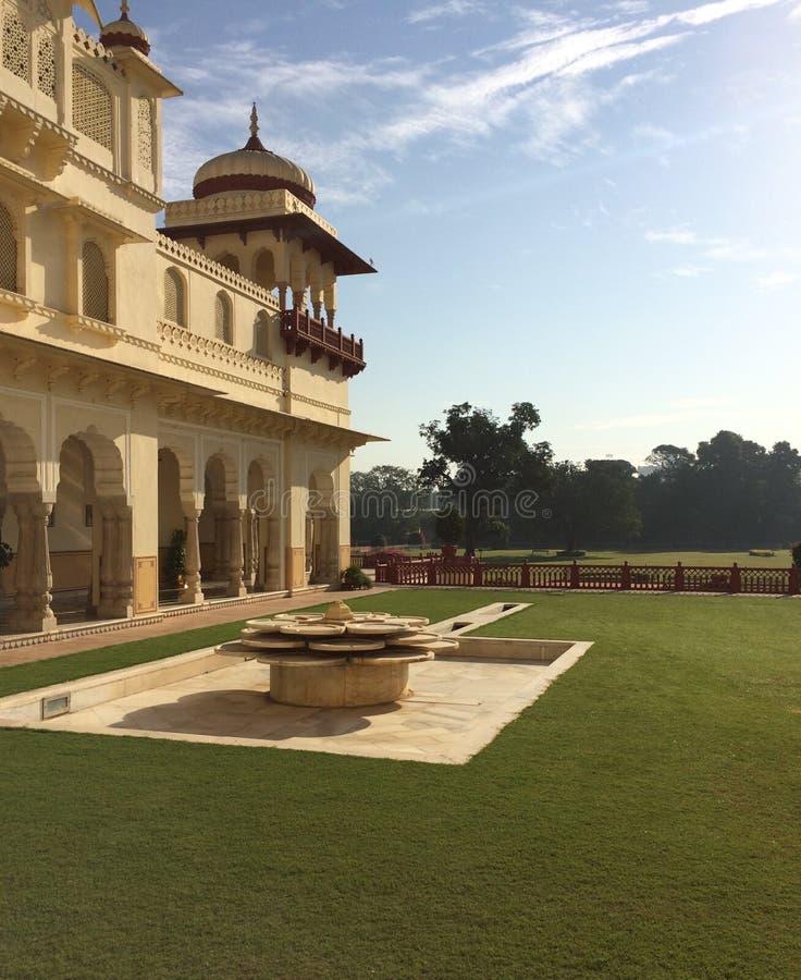 Indische Ochtend royalty-vrije stock foto