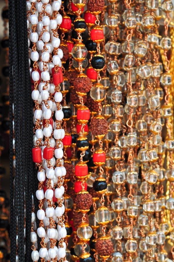Indische Parels Royalty-vrije Stock Afbeelding