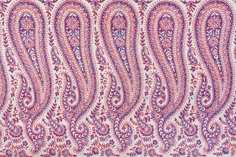 Indische sjaal stock afbeeldingen