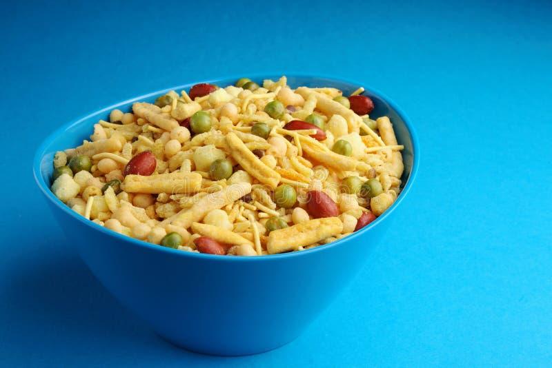 Indische Snack royalty-vrije stock foto