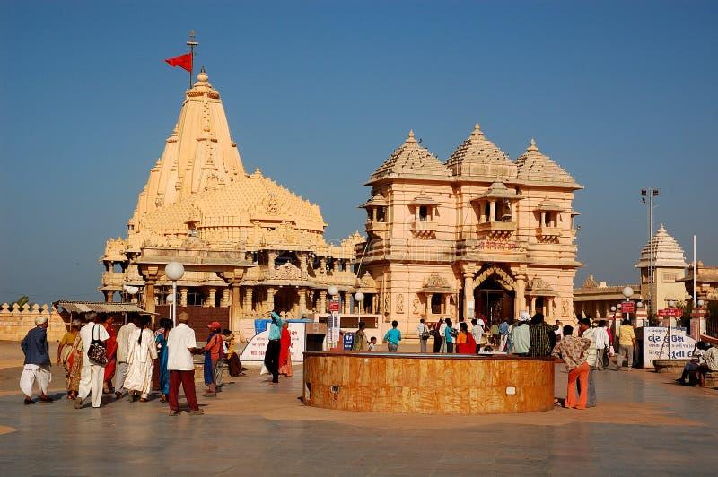 Indische Tempel royalty-vrije stock foto's