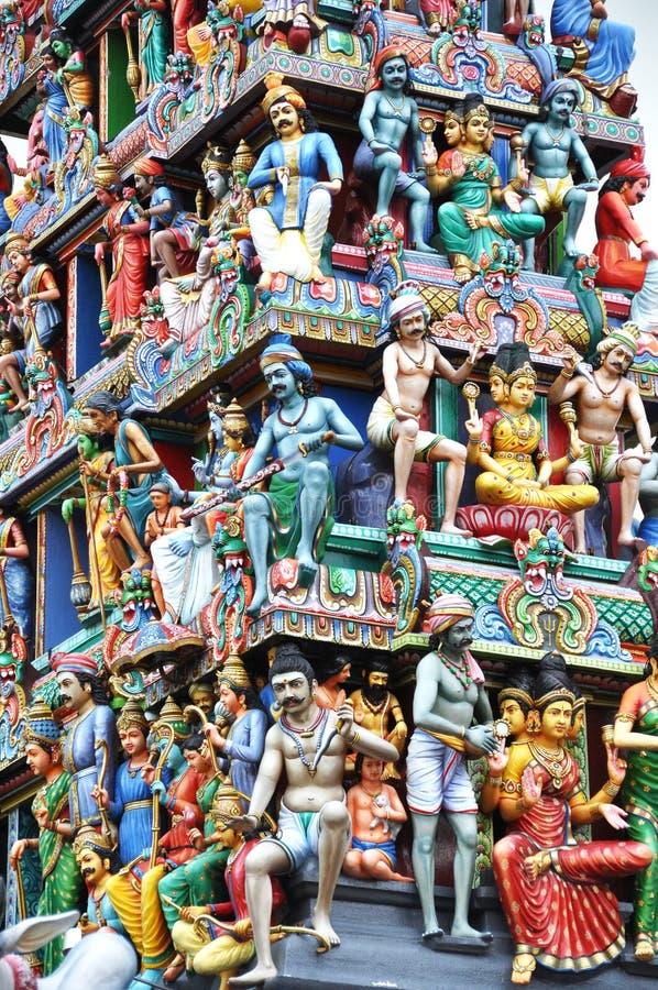 Download Indische Tempel In Singapore Stock Foto - Afbeelding bestaande uit idool, schoonheid: 29505866