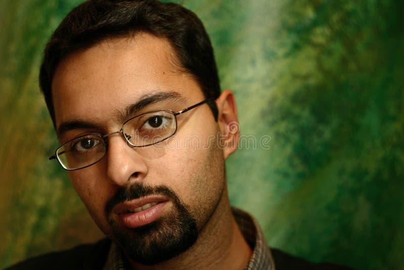 Indischer Kerl. stockfoto