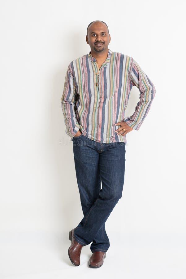 Indischer Kerl stockfotos