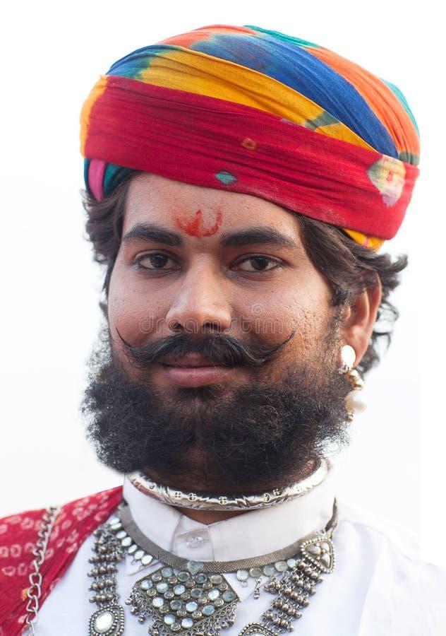 Indischer Mann-Mann-Frau-Dreier