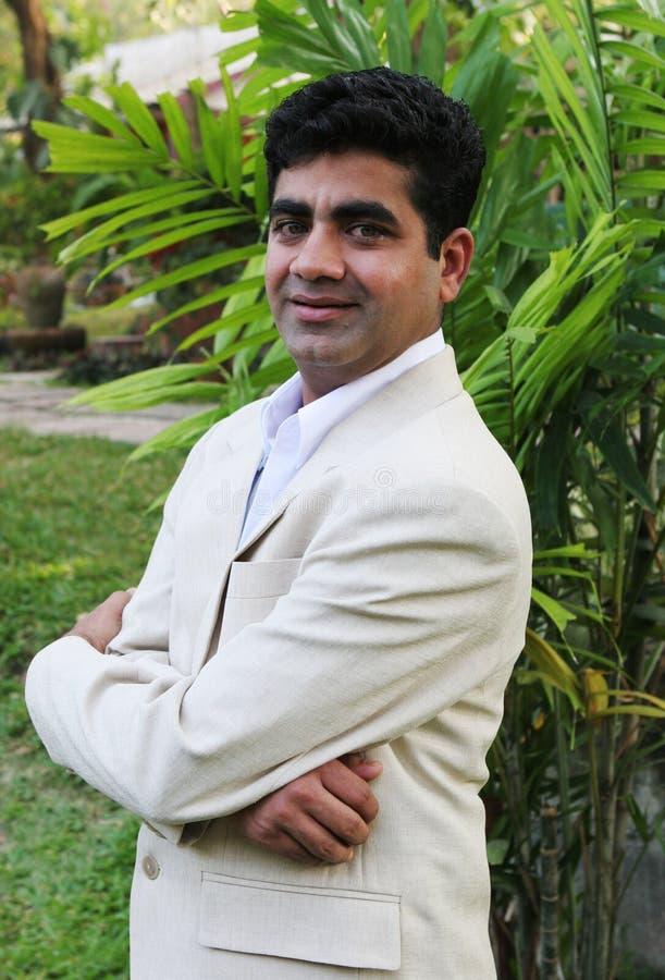 Indischer Mann lizenzfreie stockbilder