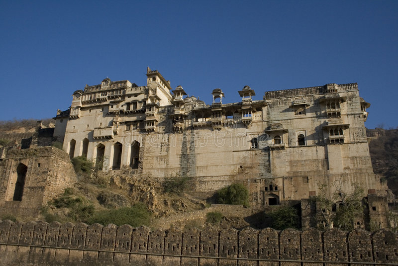 Indischer Palast lizenzfreie stockfotografie