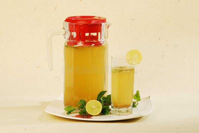 Indischer Sommer-Getränk Jaljeera lizenzfreies stockbild