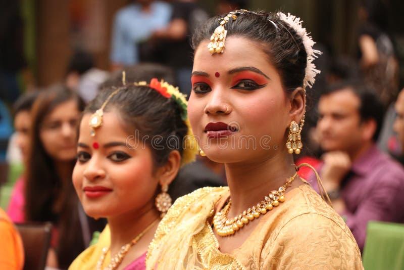 Indisches Gesicht stockbilder