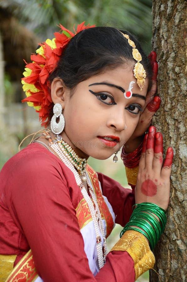 Indisches Girl Entblößt Sich