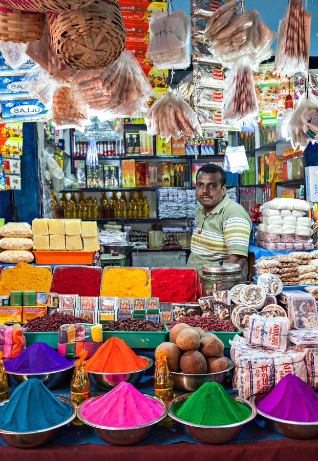 Indisches System stockbilder