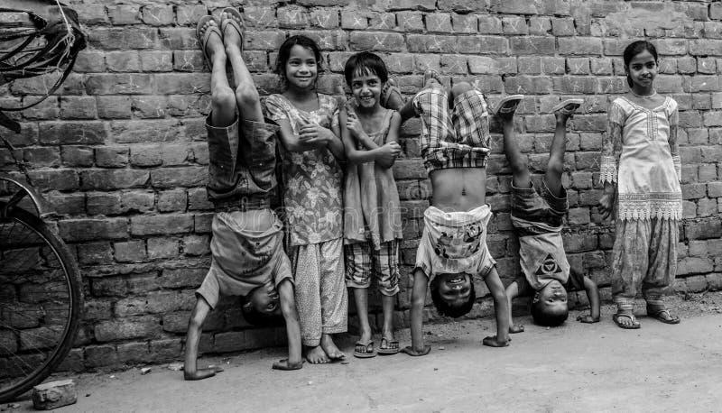 indisk livstidsgata royaltyfri fotografi