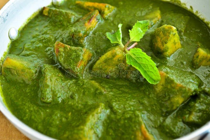Indisk maträtt-Aloopalak arkivfoton