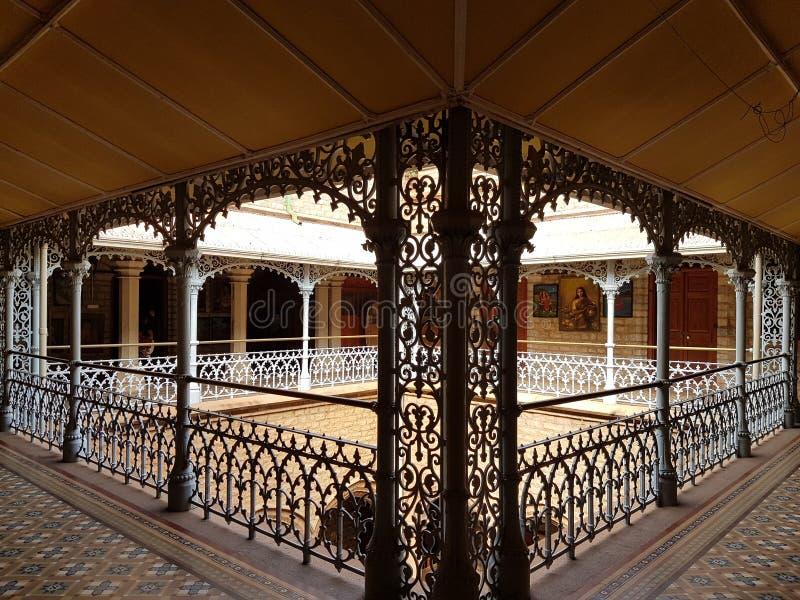 indisk slott arkivfoton