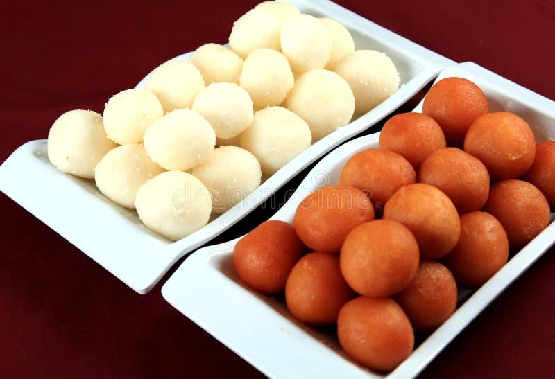 indiska sötsaker arkivfoton