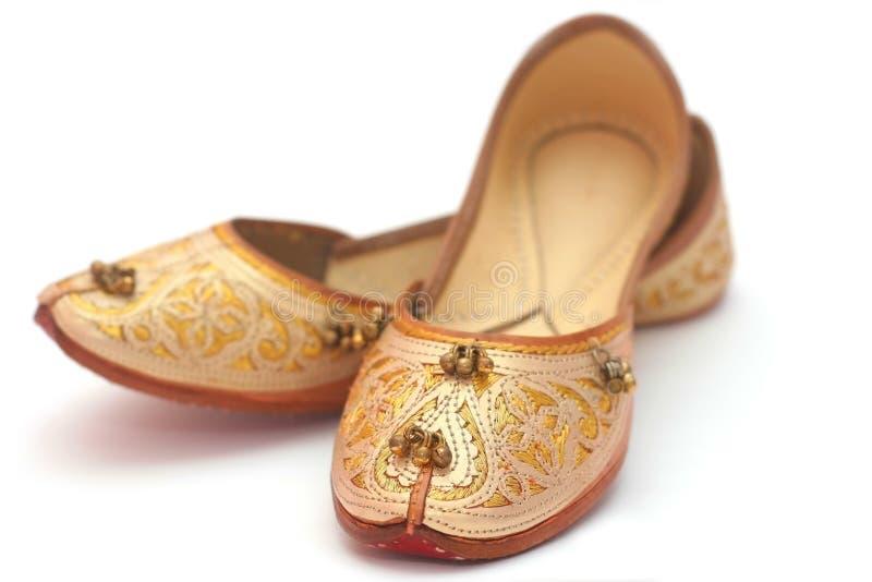 indiska skor arkivbilder