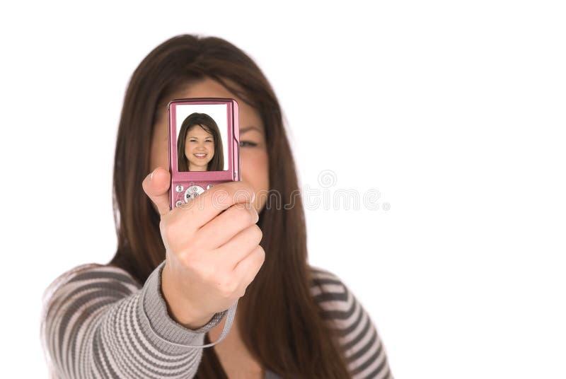 individu de verticale prenant l'adolescent images libres de droits