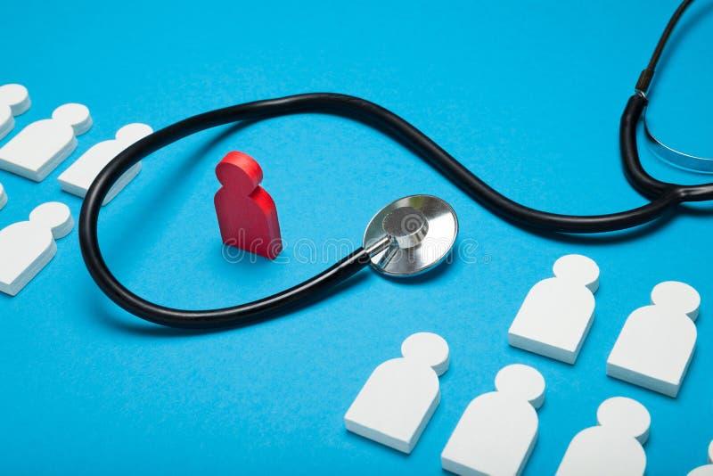 Individual health life, medicine risk concept. Doctor diagnose stock photos