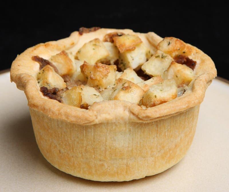Download Individual Shepherd's Pie stock image. Image of food - 17899995