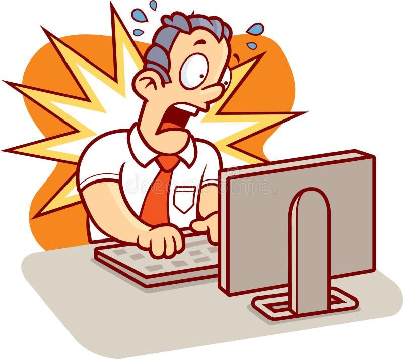 Individuo del ordenador