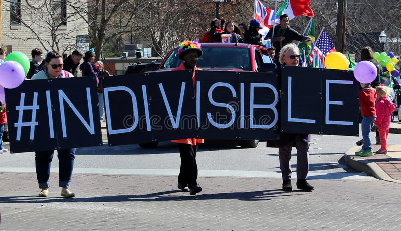 Download Indivisible Editorial Photo - Image: 87334686