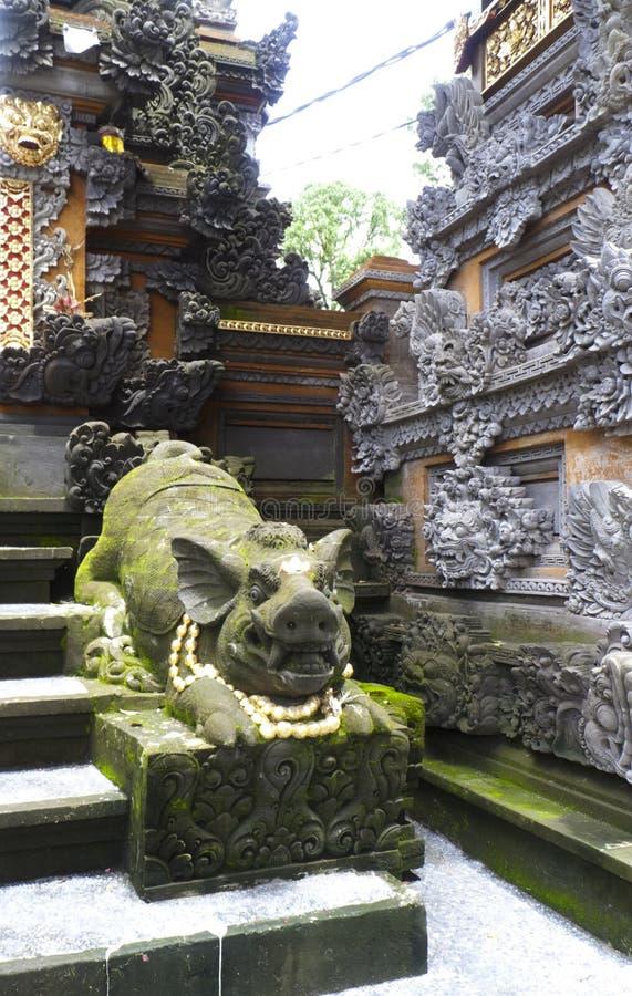 Indonésia, Bali, Ubud, imagem de stock