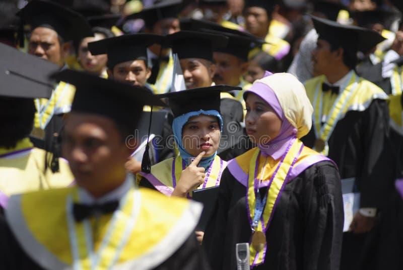 INDONÉSIA PRECISA MAIS CONFERENTES DO DOUTORADO fotografia de stock royalty free