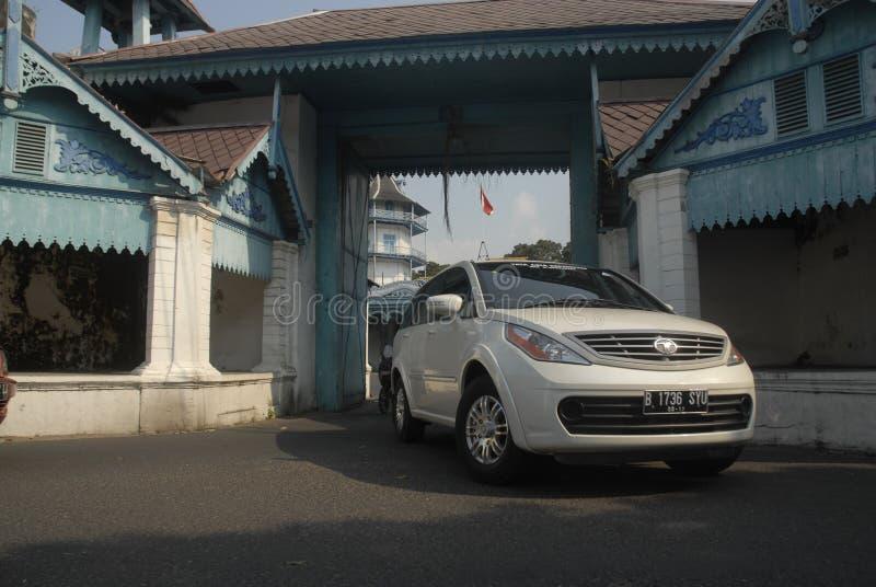 INDONESIA AUTO INDUSTRY WEAKENING stock image