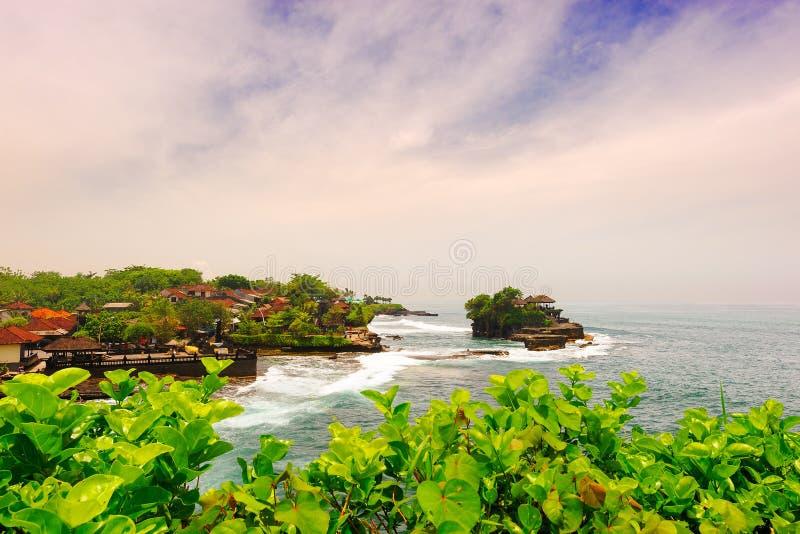 Bali Tanah Lot stock photo