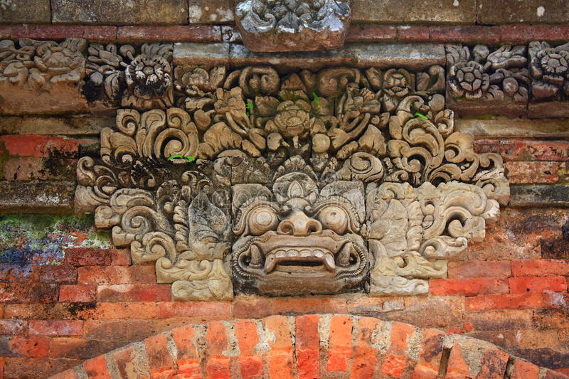 Download Indonesia, Bali: Sculpture Of Kala Royalty Free Stock Photography - Image: 14546437