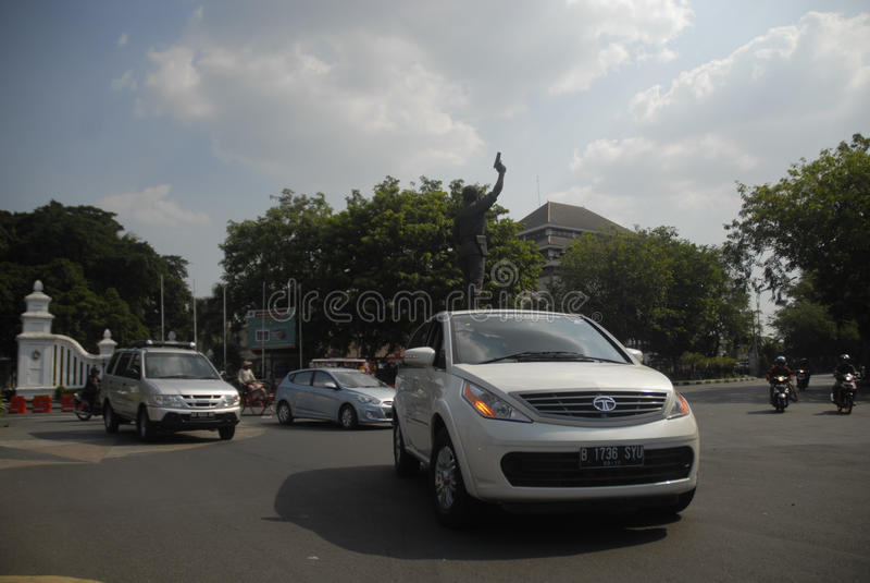 INDONESIA CAR AUTOMOTIVE MARKET royalty free stock photo