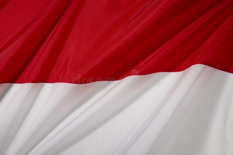 Indonesia Flag royalty free stock image