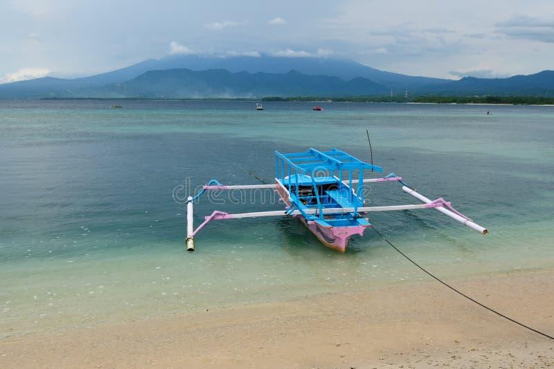 Indonesia, Lombok. Islas de Gili imagen de archivo libre de regalías