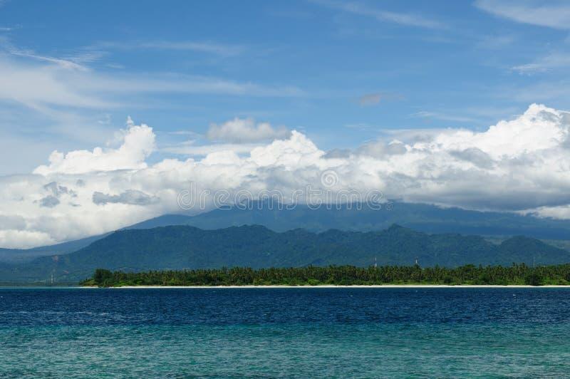 Indonesia, Lombok. Islas de Gili imagenes de archivo