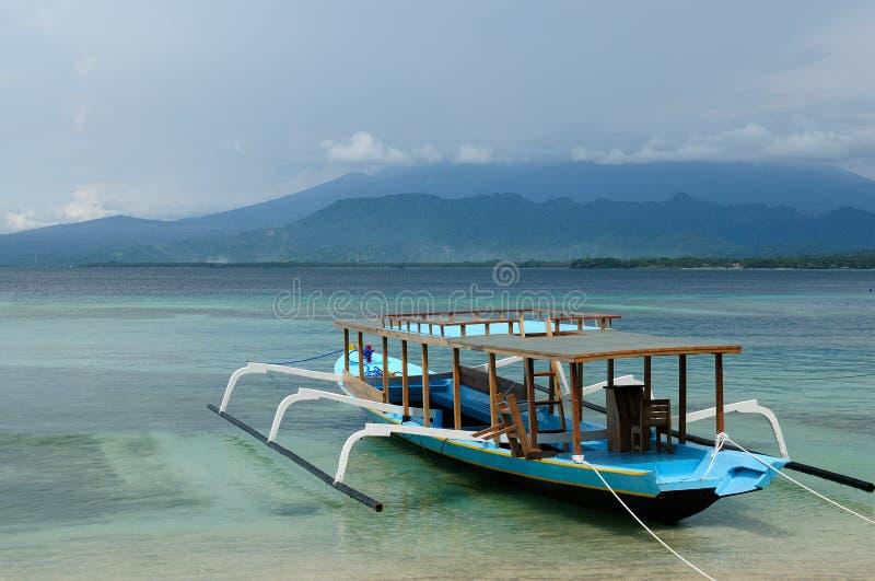 Indonesia, Lombok Islas de Gili fotos de archivo libres de regalías