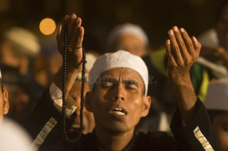 INDONESIA NUEVO BILL EN LA LIBERTAD RELIGIOSA imagenes de archivo