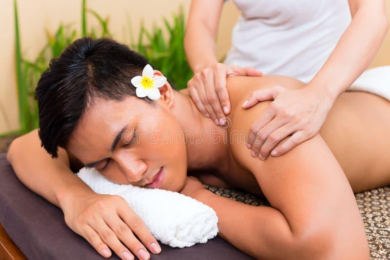 Asian male masseurs love
