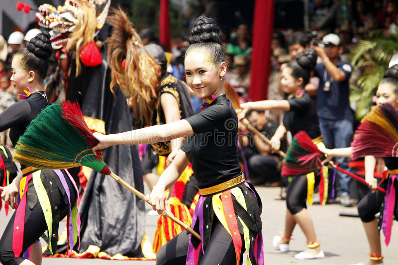 Indonesian Culture Carnival Editorial Image  Image: 39924795