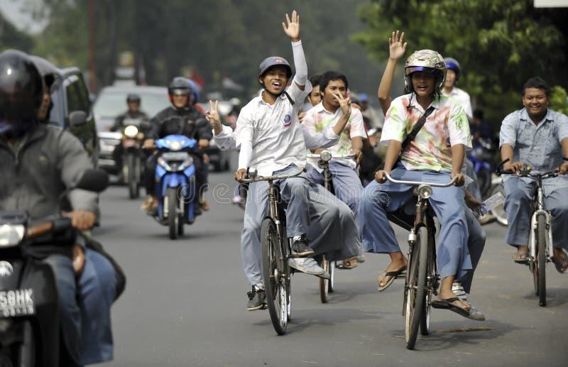 INDONESIEN LÅGT KOMPETENT KANDIDAT royaltyfri foto