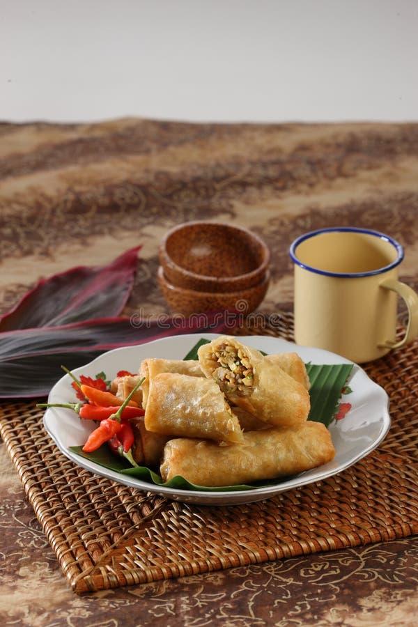 Indonesisch voedsel stock foto's