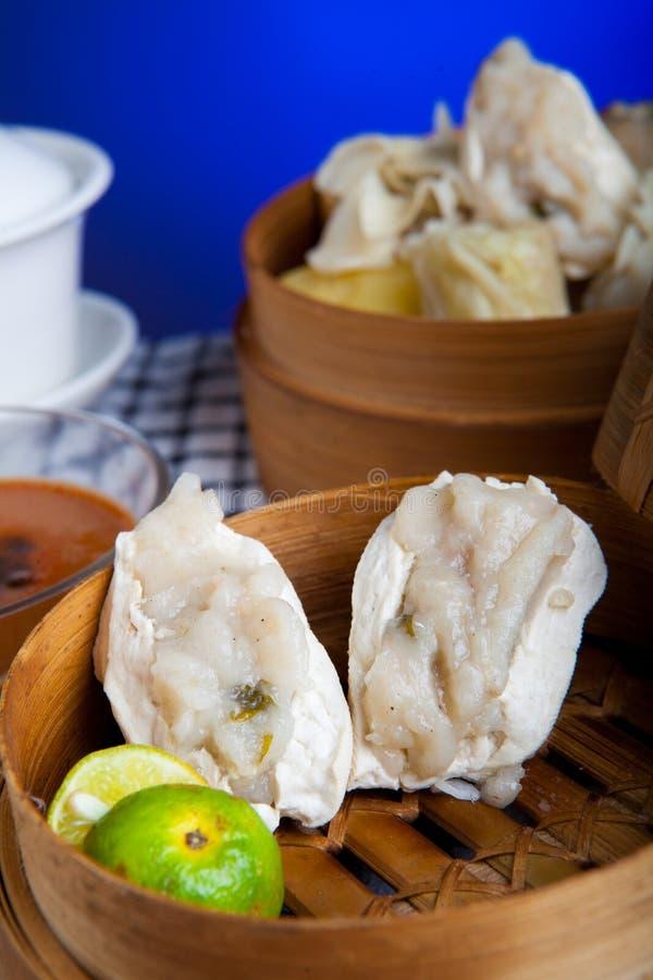 Indonesisch Voedsel Baso Tahu Bandung royalty-vrije stock afbeeldingen