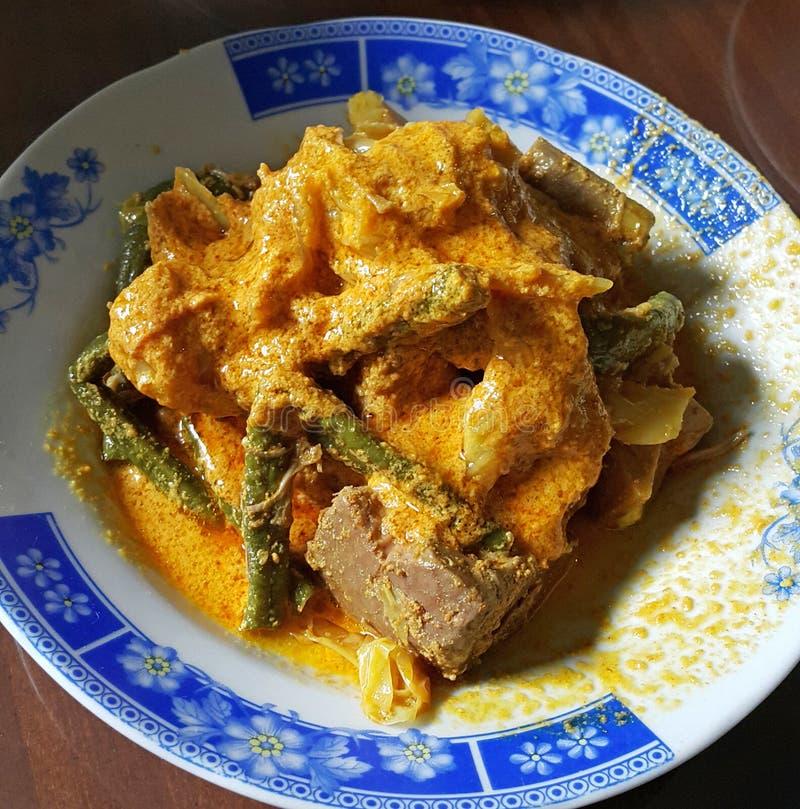 Download Lagu Goyang Nasi Padang 2: INDONESISCH VOEDSEL NASI PADANG Stock Foto