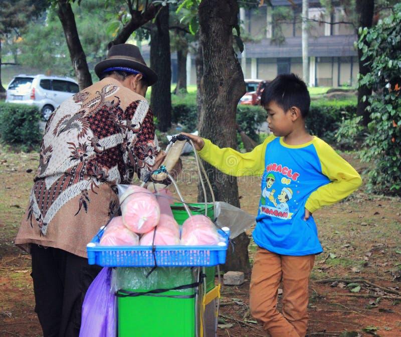 Indonesische Nahrung lizenzfreies stockfoto